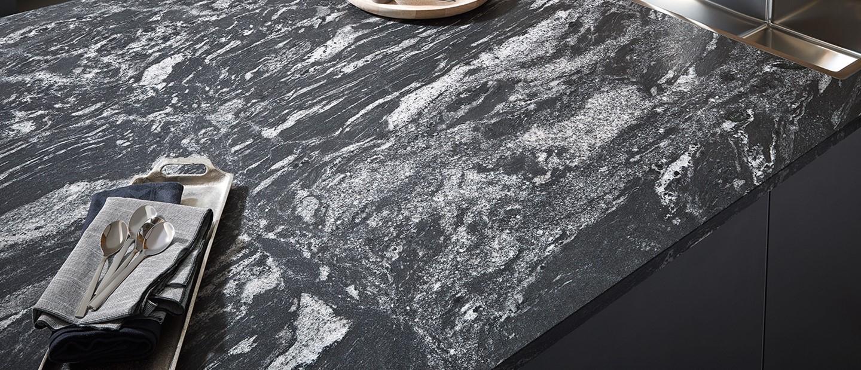 Gut bekannt Küchenarbeitsplatte aus Granit | DeinKüchenplaner BK24
