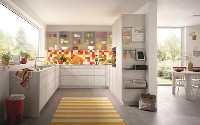 Farben In Der Kuche Tipps Fur Wandfarbe Arbeitsplatte Co