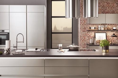 Grifflose Küche - der moderne Küchentrend | DeinKüchenplaner